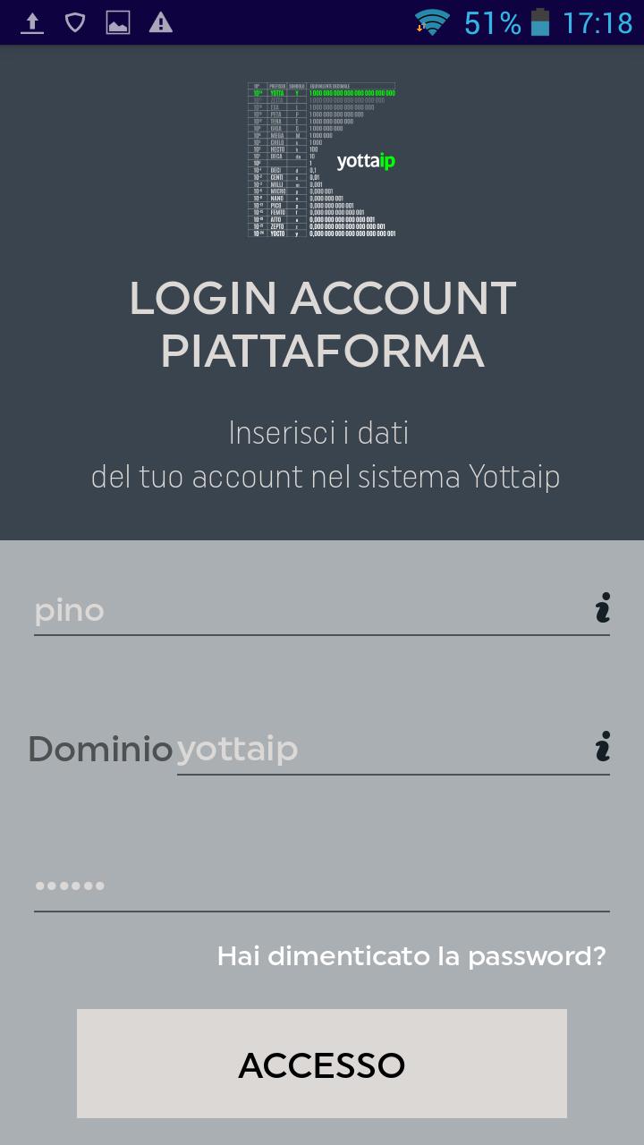 YottaIP | FAQ YottaIP APP